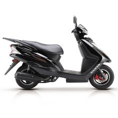 China Anti Skid Tire Gas Motor Scooter , Gas Powered Scooters Street Legal 6L Fuel Tank supplier