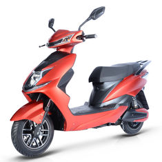 China SANYA Battery Operated Scooter 800w 60V / 72V Battery Voltage Steel Frame supplier