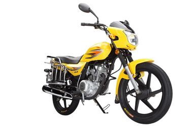 China New Model Street Sport Bikes 150cc 4 Stroke Type Hand / Foot Brake Long Lifetime supplier