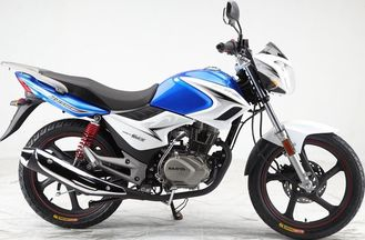 China Chain Engine Sport Enduro Motorcycle , Automatic Street Bike Motorcycle 10L Fual Tank supplier