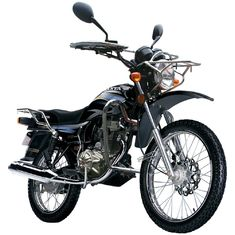 China 4 Stroke Dirt Street Motorcycle , Automatic Dual Sport Motorcycle Gas / Diesel Fuel supplier