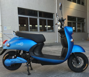 China Disc / Drum Brakes Battery Powered Scooter Street Legal 45km/h Max Speed  supplier