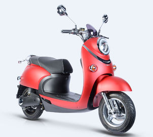 China Steel Frame Street Legal Scooters , Electric Mopeds For Adults Street Legal supplier