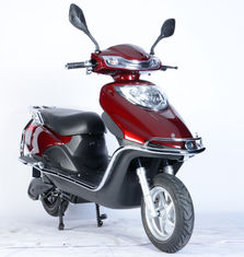China 800w 60v 20Ah Battery Operated Scooter , Electric Two Wheeler With Safety Bar supplier
