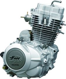 China 4 Stroke Motorcycle Replacement Engines , S125/150CC complete motorcycle engines supplier