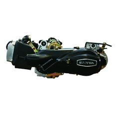 China N110CC Motorcycle Replacement Engines ,  Air Cooled Motorcycle Engine Four Gears supplier
