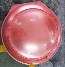 China Round Rear Box / Case Motorcycle Bike Parts ABS / PP Material Long Lifetime supplier