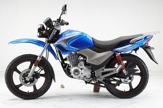 China UFB150 Engine Sport Racing Motorcycle , Automatic Sports Bike 10L Fuel Tank supplier