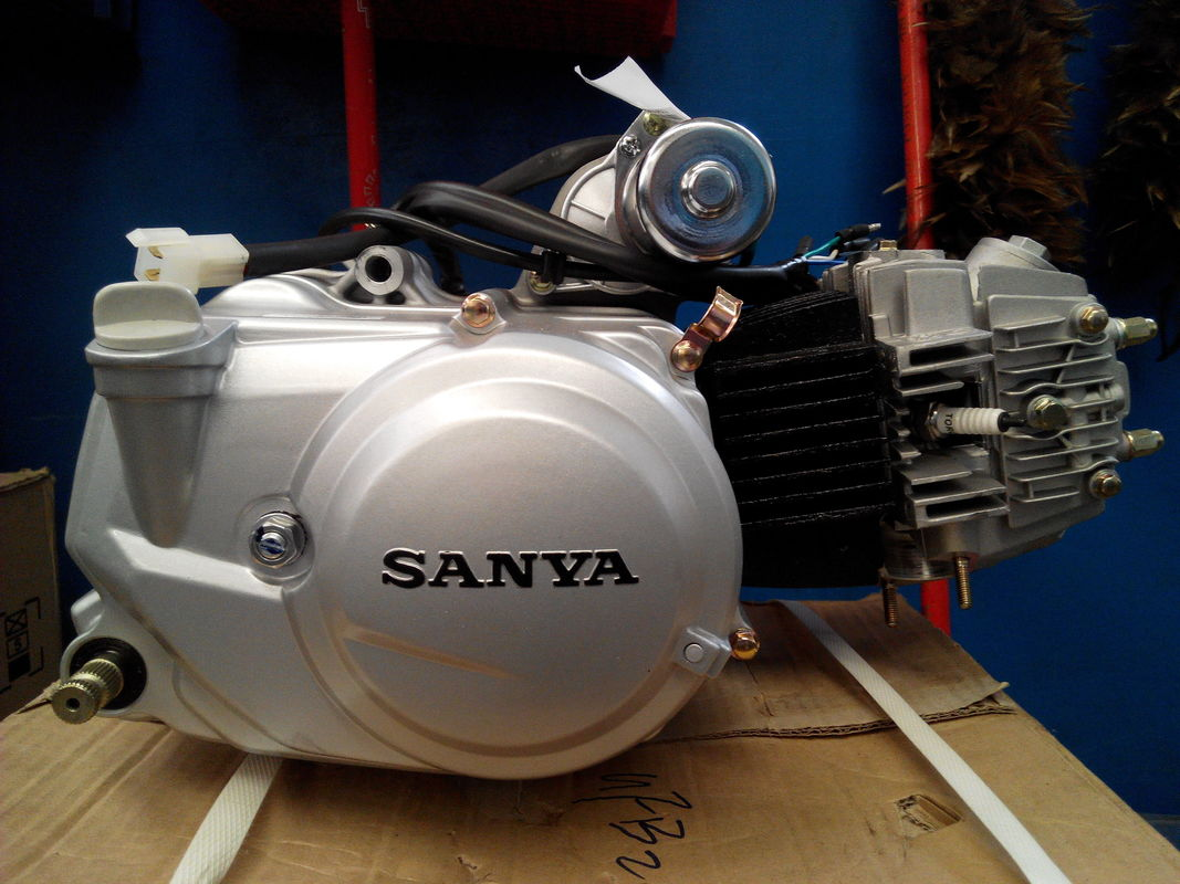 Air Cooled Motorcycle Replacement Engines , Single Cylinder ...